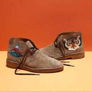 Gucci Shoes   Gucci Chukka Boots   Poshmark